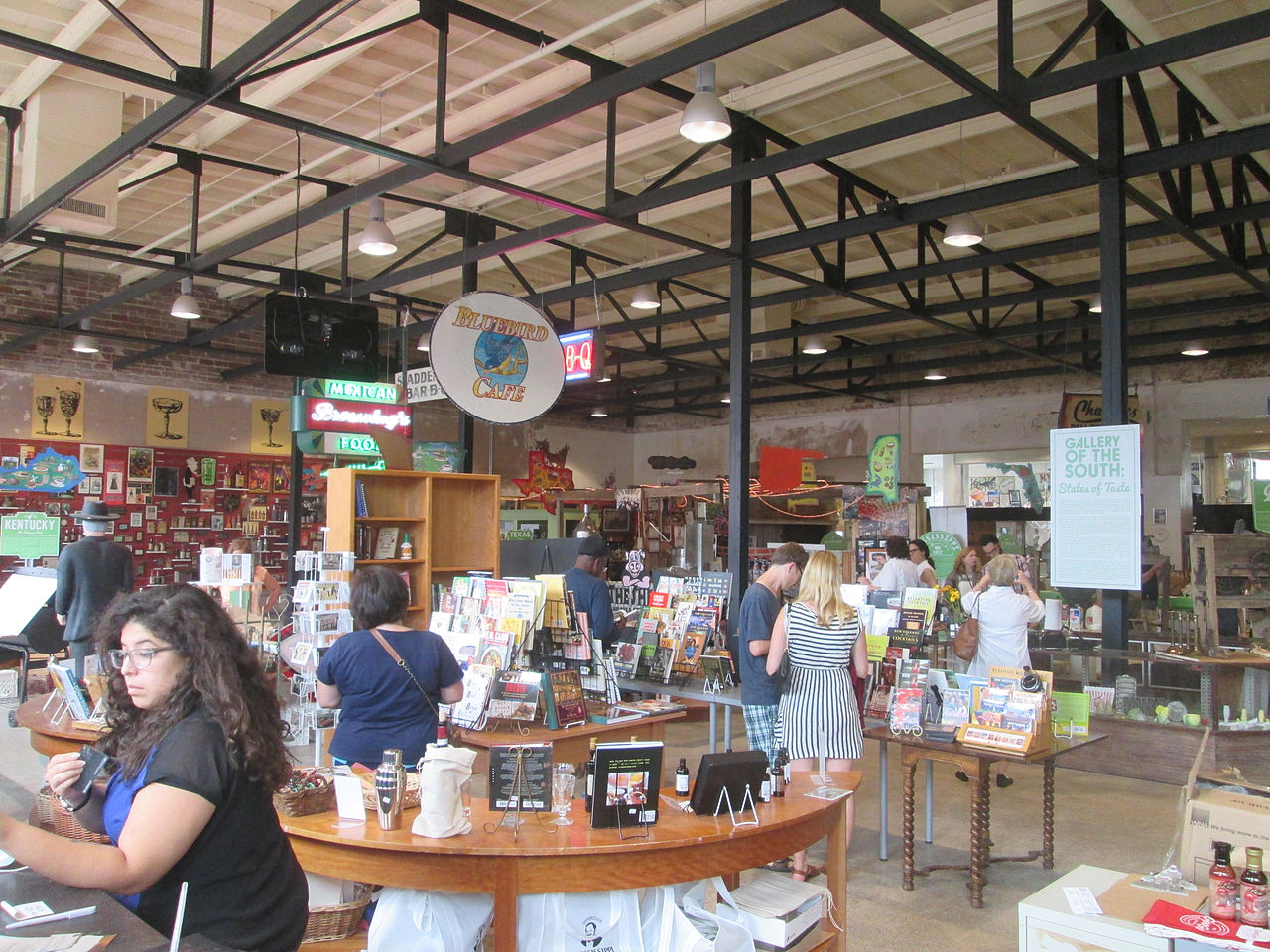Southern Food & Beverage Museum in New Orleans