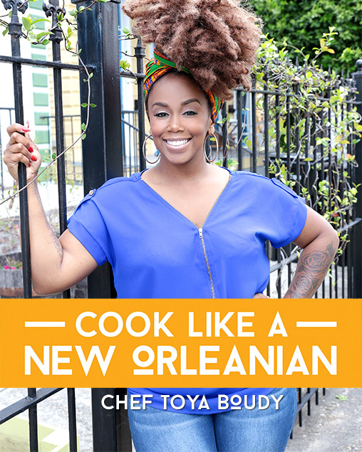 Cook Like A New Orleanian